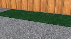 artificial grass installation. Part 3. Installing The Lawn Artificial Grass Installation