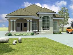 Modern Three Bedroom House Plans 3 Bedroom Modern House Plans In Nigeria Bedroom Inspiration Database