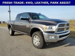 Pre-Owned 2017 Ram 2500 Laramie 4D Crew Cab in #G756419A ...