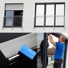 657m² Spiegelfolie Fenster Folie Tönungsfolie Sonnenschutz Folie