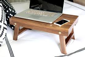 love this diy folding lap desk breakfast tray looks easy to build too