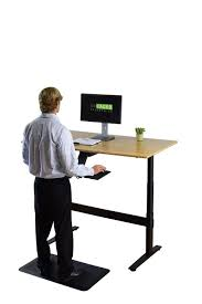 rise up electric adjule height standing desk