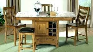High Top Kitchen Table With Leaf