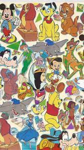 Disney Characters iPhone Wallpapers on ...