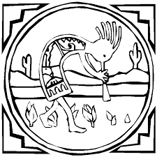 Small Picture Native american symbol coloring pages ColoringStar
