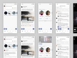 Facebook Outline Template Social Media Icons Banner Template Buttons Badges Ad Sizes Free