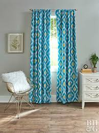 how to sew blackout curtain lining