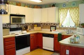 Decorating Kitchen On A Budget The Best Decorating Interior Design For Low Budget Remodel