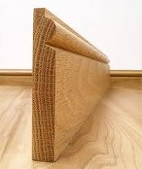 torus european oak skirting board