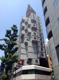 unique architectural buildings. Interesting Unique Nakagin Capsule Tower Tokyo Japan  This Famous Modernist Building Is Now  N Abandoned Inside Unique Architectural Buildings