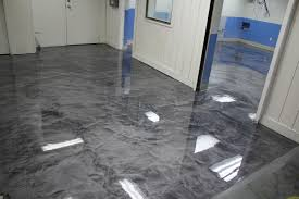 Resin Flooring Kitchen Metallic Epoxy Floor Kind Of Liking This Maybe For The Floor In