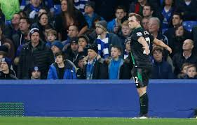 Shaqiri was trying to pick out his teammate, but instead sliced the ball majestically over tim howard's head and into the top corner. Squawka Football On Twitter Xherdan Shaqiri S First Half By Numbers Vs Everton 2 Crosses 2 Shots 2 Goals 1 Chance Created Cracking Half Https T Co S4pof1m1wk