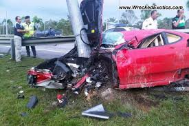Ferrari is the ultimate driving experience for fans of the ferrari brand. Ferrari F430 Test Drive Ends In Crash