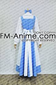 Belle Blue Dress Pattern Enchanting Beauty And The Beast Disney Belle Peasant Blue Dress Cosplay Costume