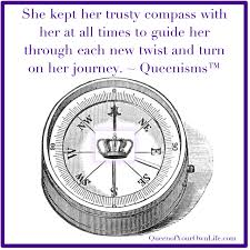Compass Quotes Interesting The Wisdom Of Our Inner Compass Queen Of Your Own Life Queen Of