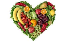 fruit and vegetables heart. Contemporary Heart To Fruit And Vegetables Heart E