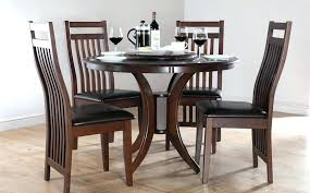 54 round dining table with leaf inch tables inches amazing wooden tab