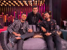 Koffee With Karan Season 6 Set Design Hotstar Pulls Hardik Pandyas Koffee With Karan Episode