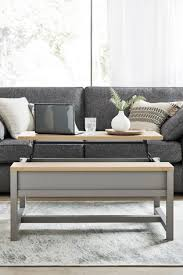 malvern coffee table to desk from