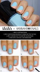 30+ Simple and Easy DIY Nail Art Designs For Beginners ...