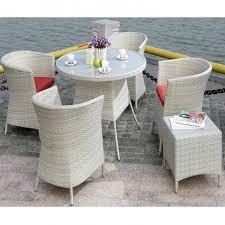 wicker first style garden furniture set