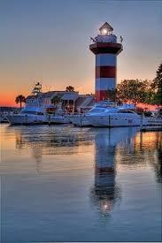 Sunset At Harbortown, Hilton Head Island by margo | Hilton head ...