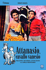 Attanasio cavallo vanesio (1953) - Posters — The Movie Database (TMDb)