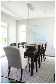 linear chandelier dining room. Linear Lighting Dining Room Chandelier .