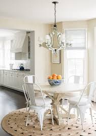 Kitchen Staging Large Natural Round Rug Eat In Kitchen Ideas Home Staging Ideas