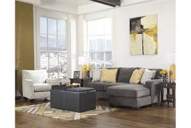 Living Room Chaise Hodan Sofa Chaise Living Spaces
