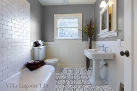 vintage bathroom floor tile ideas. Images On Pinterest | Vintage Bathrooms New Craftsman Style Floor Tile - Classy Bathroom In Latest Home Interior Ideas