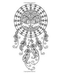 Books About Dream Catchers Free printable dreamcatcher adult coloring page Download it in 86