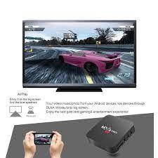 MXQ PRO TV Box Android 10.1 4K 1G + 8G/4G+64G Thiết bị chuyển đổi TV thường  thành Smart Tivi Box - Tivi box & Đầu thu kĩ thuật số