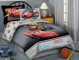 amazing lightning mcqueen bedding set disney cars comforter sheet