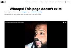 the best 404 pages on the internet