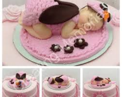 Girl Baby Shower Cakes  Home Decorating Interior Design Bath Owl Baby Shower Cakes For A Girl