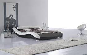 modern platform bed. ZURITALIA MODERN CONTEMPORARY QUEEN SAHARA LEATHERETTE PLATFORM BED Modern Platform Bed E