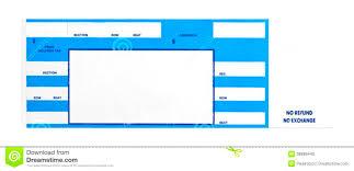 Blank Concert Ticket Template blank concert ticket template Ninjaturtletechrepairsco 1