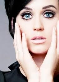 katy perry neutral monochromatic makeup