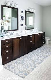 amazing of extra long bath rug runner with cool bathroom rugs delightful decoration ideas master lo