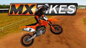 this motocross game is actually pretty awesome mx bikes