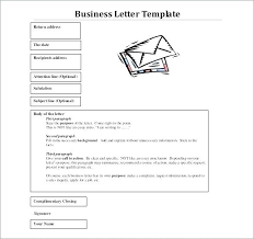 Word Business Letterhead Template Letter Free Templates