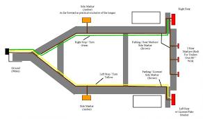 boat trailer wiring diagram 4 way trailer wiring color code at 4 Way Trailer Wiring