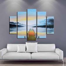 Oil Paintings For Living Room Canvas Wall Art For Living Room Yes Yes Go
