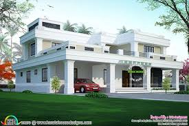 Awesome Flat Roof Home Designs R23 On Simple Interior and Exterior Design  Ideas with Flat Roof