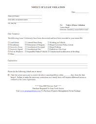 notice of violation template pin by berty zulfianna on share pinterest property management