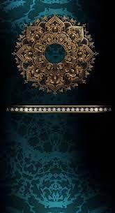 Mandala wall art, Islamic wallpaper
