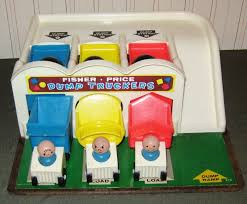 Fisher price toys made