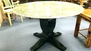 granite table base ideas oval granite dining table wonderful granite table base ideas round granite dining granite table base