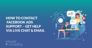 How To Contact Facebook Ads Support And Get Help Via Live